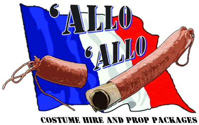 'Allo 'Allo Costume Hire and Prop Packages