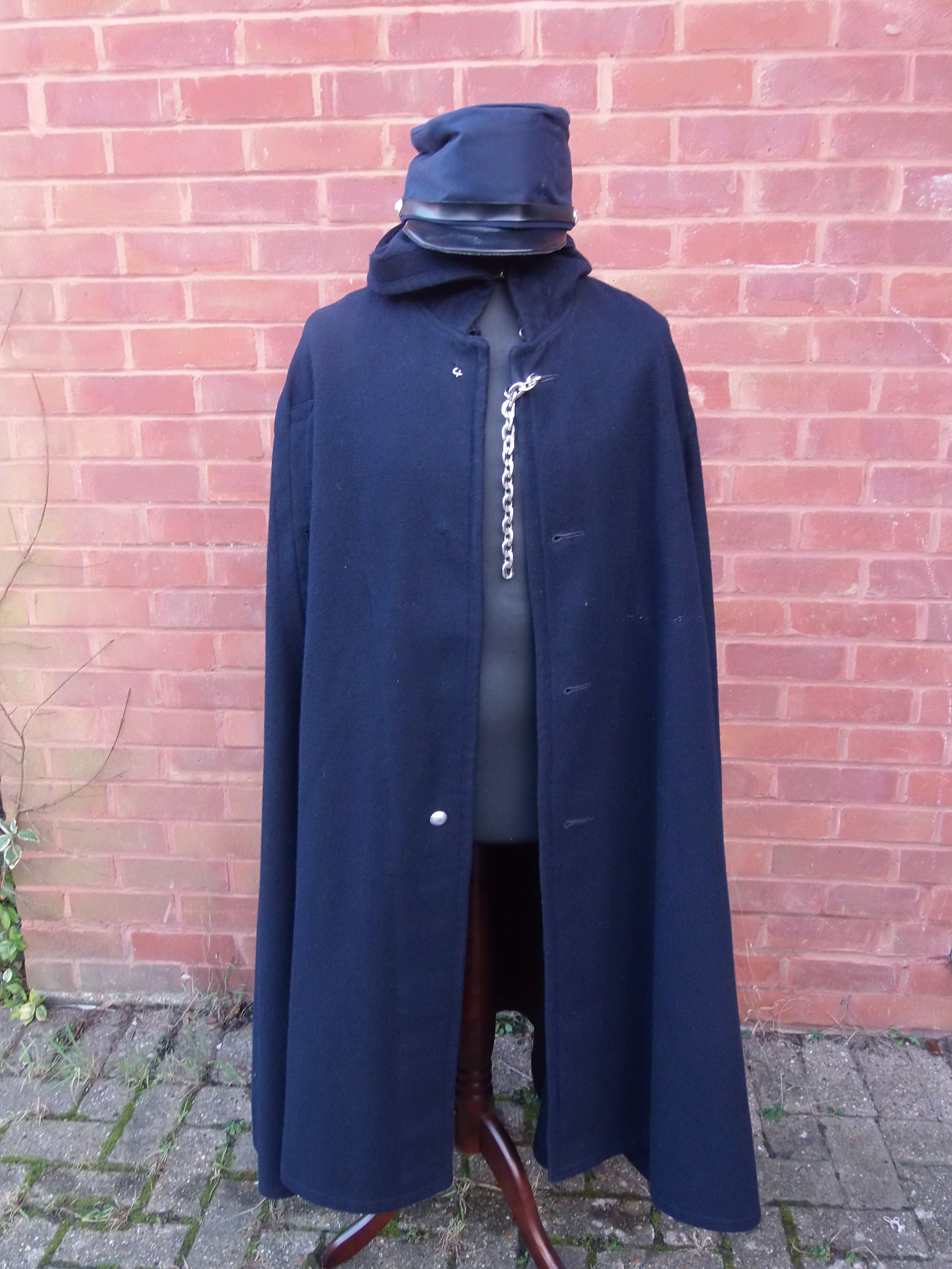 Carstairs - Policeman cape